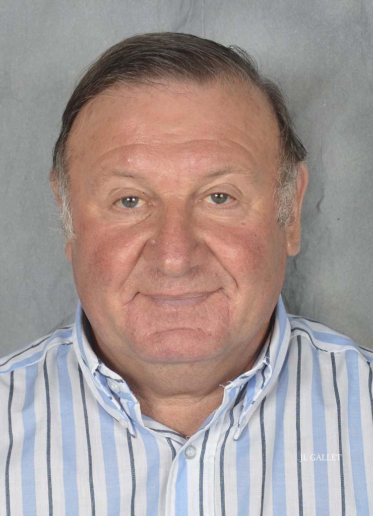 Gérard BOZIER